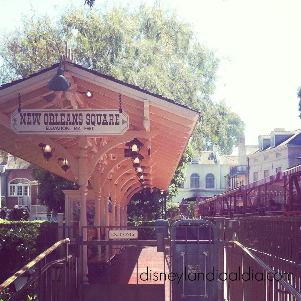 Cambios en Disneylandia en el 2016
