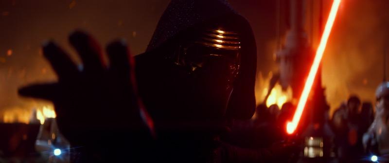 Kylo Ren Star Wars - disneylandiaaldia.com