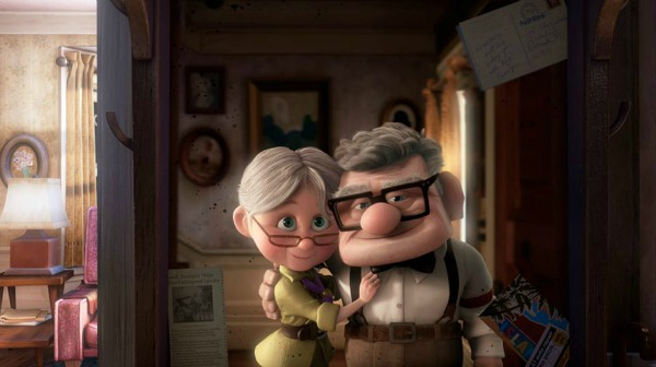 Carl y Ellie