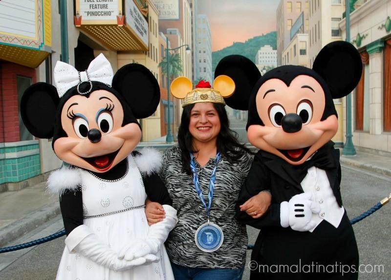 Minnie, Silvia y Mickey - disneylandiaaldia.com