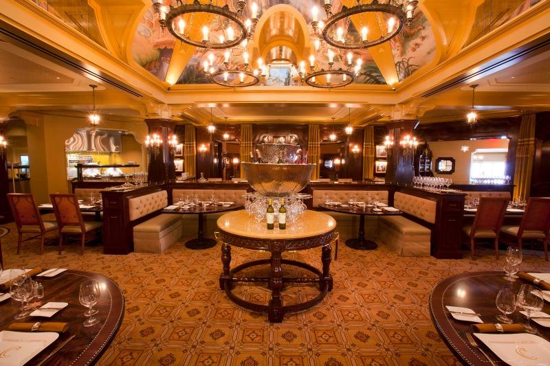 Restaurant Carthay en Disney Caifornia Adventure