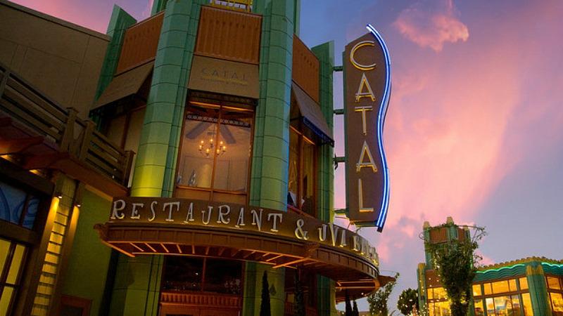 Restaurant Catal en Downtown Disney District