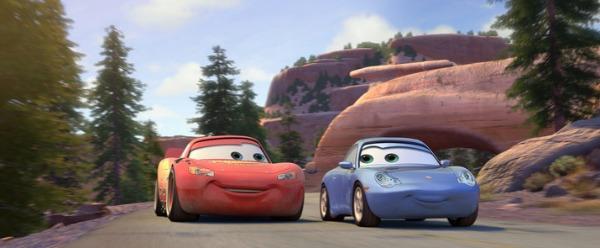 McQueen y Sally