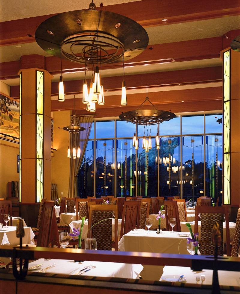 Restaurant Napa Rose en Disney's Grand Californian