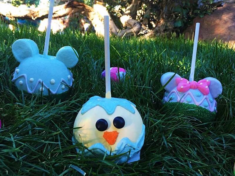 Nuevas Golosinas de Primavera en Disneylandia