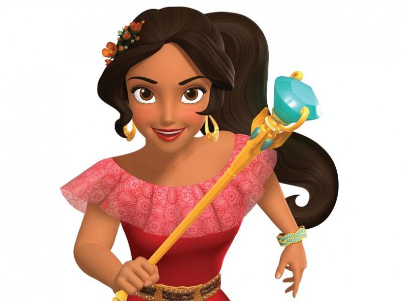 Elena de Avalor la primera princesa latina de Disney - disneylandiaaldia.com