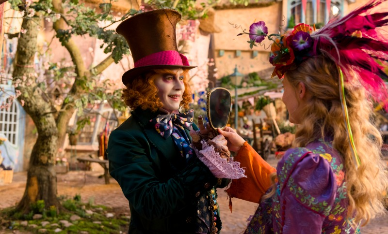 AliceThroughTheLookingGlass-sombrerero