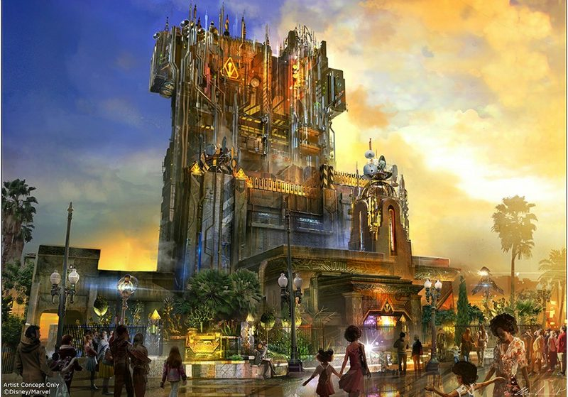 Se Anuncia Fiesta de Estreno de Guardians of the Galaxy - Mission: BREAKOUT!