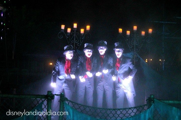 Halloween en Disneyland