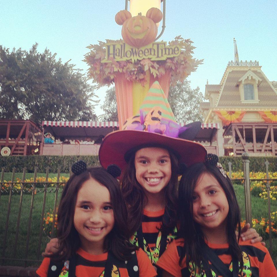 Sombreros de Minnie Halloween Pearmama
