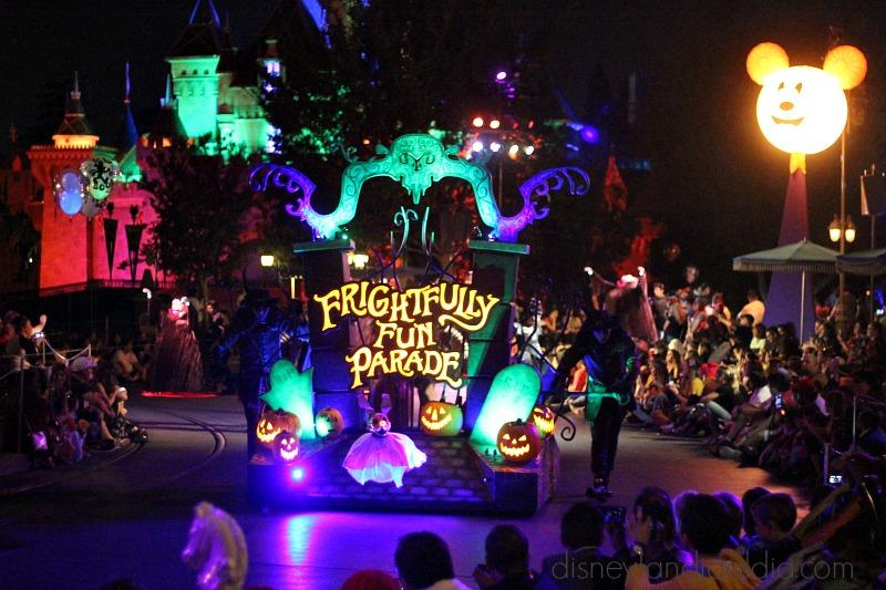 Fiesta de Halloween de Mickey 2017