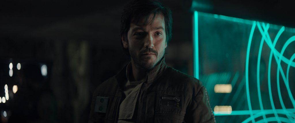 Capitán Cassian Andor Rogue One - disneylandiaaldia.com