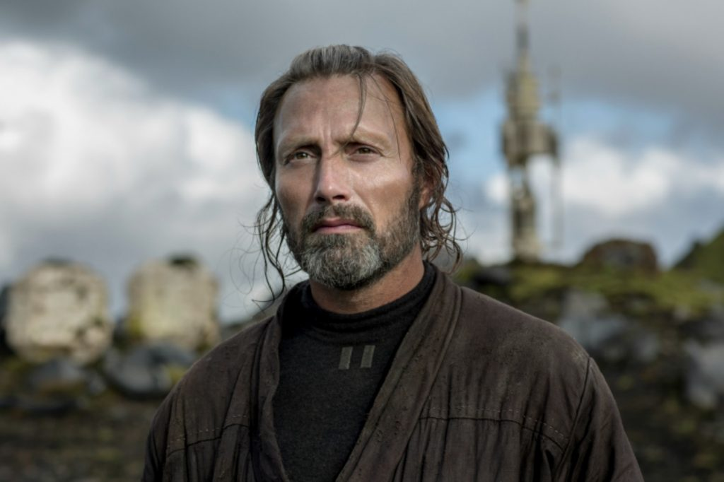 Rogue One: A Star Wars Story Galen Erso (Mads Mikkelsen) Ph: Jonathan Olley Copyright ©2016 Lucasfilm Entertainment Company Ltd., All Rights Reserved