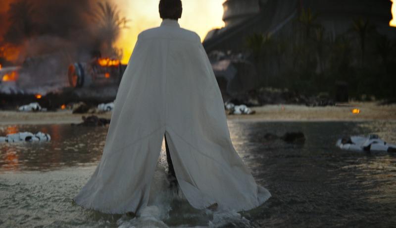 Orson Krennic en Rogue One - disneylandiaaldia.com