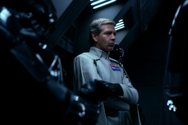 Orson Krennic en Rogue One: Una Historia de Star Wars - disneylandiaaldia.com