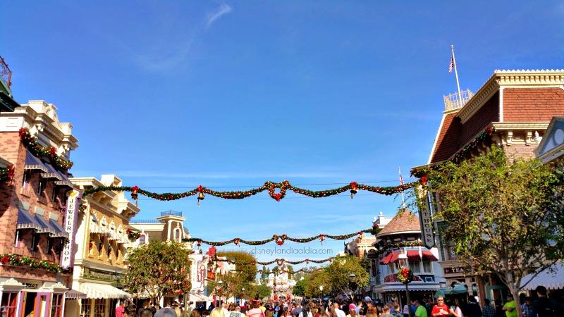 Navidad en Disneylandia