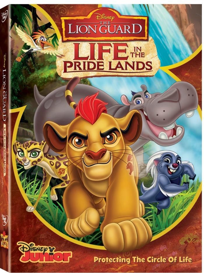 The Lion Guard - Life in the Pride Lands - disneylandiaaldia.com