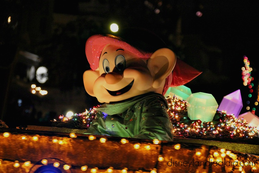 Doopey en Main Street Electrical Parade