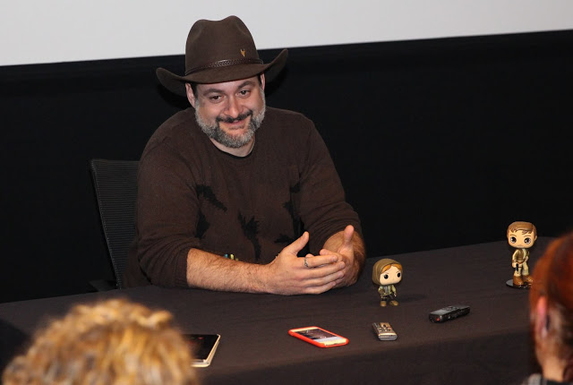 David Filoni Star Wars Rebels - disneylandiaaldia.com