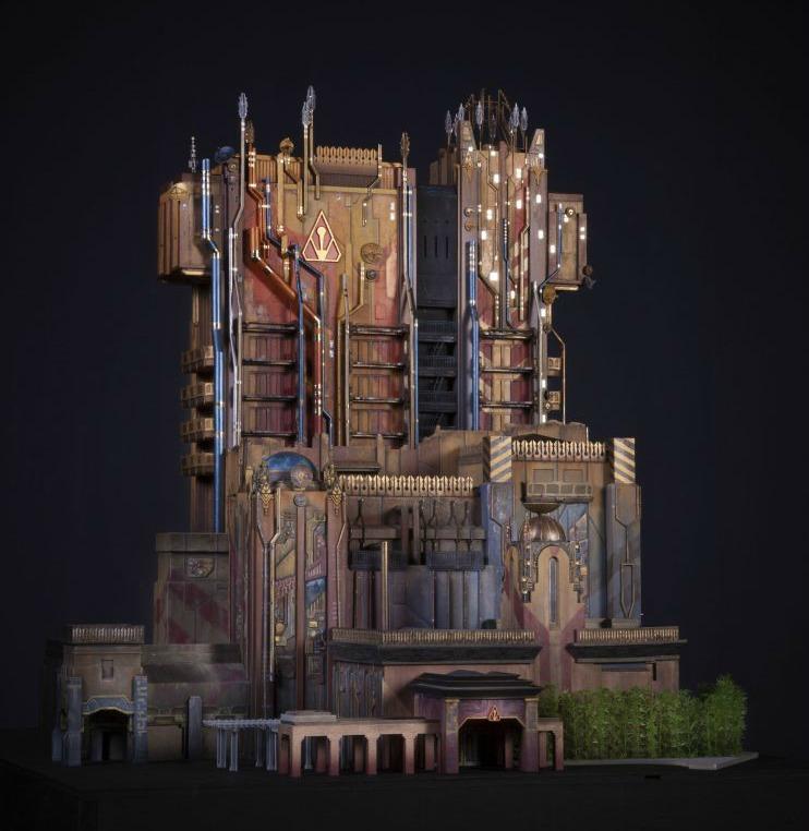 Los Guardianes de la Galaxia llegan a Disneylandia - disneylandiaaldia.com