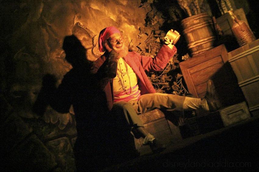 Disneylandia Celebra el 50 Aniversario de Pirates of the Caribbean