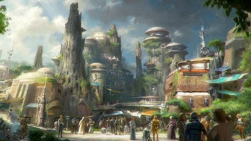 Nuevos detalles sobre Star Wars Land en Disneylandia - disneylandiaaldia.com