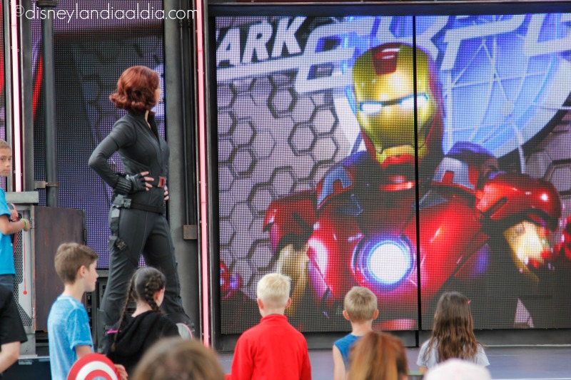 Avengers Initiative Iron Man - disneylandiaaldia.com