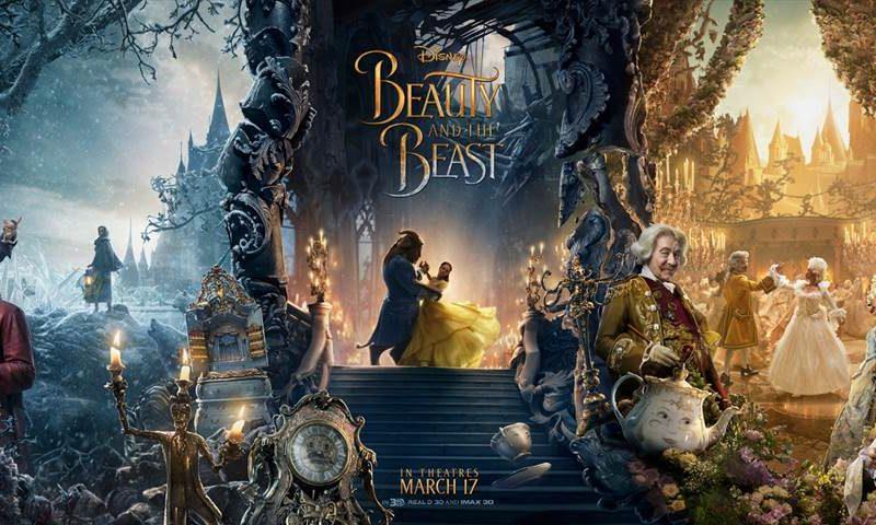 La Bella y la Bestia llega a Blu-ray - disneylandiaaldia.com