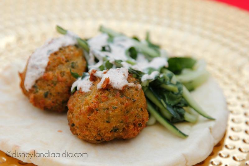 Falafel - disneylandiaaldia.com