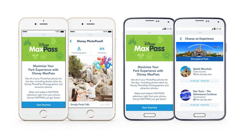 MaxPass de Disneylandia