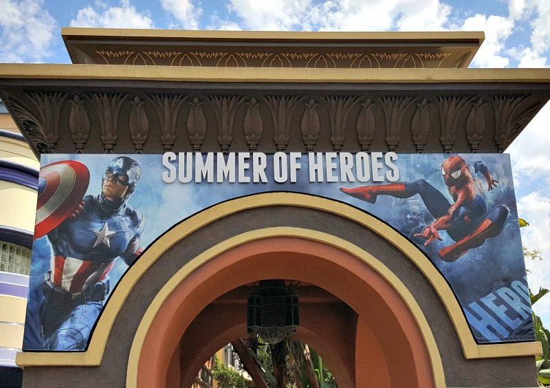 5 Razones para Visitar Disneylandia este Verano de Superhéroes