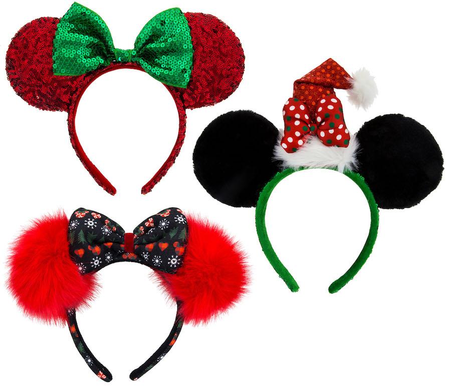Muestra Tu Brillante Personalidad: Orejitas de Mickey y Minnie para las Fiestas