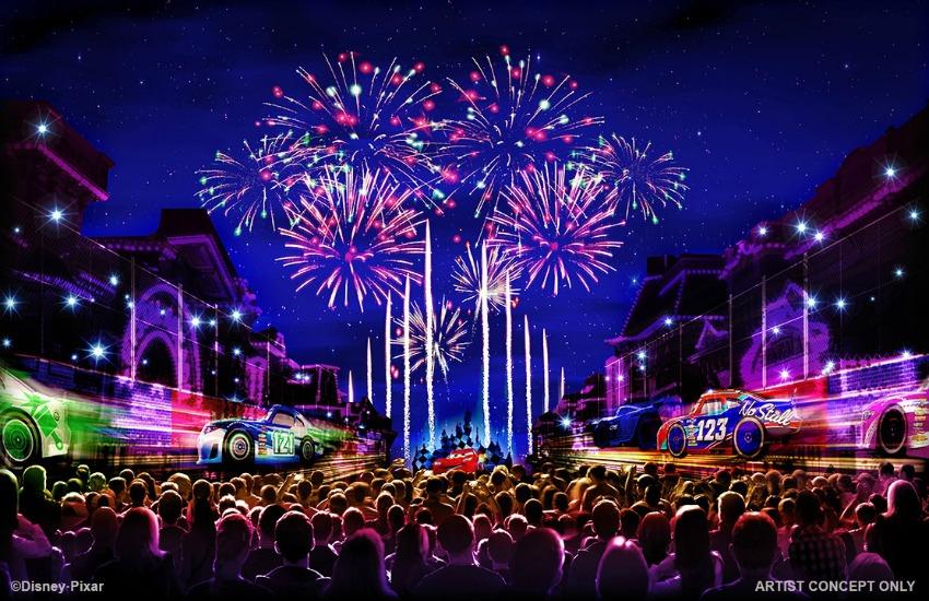 Pixar Fest Invade Disneylandia en el 2018
