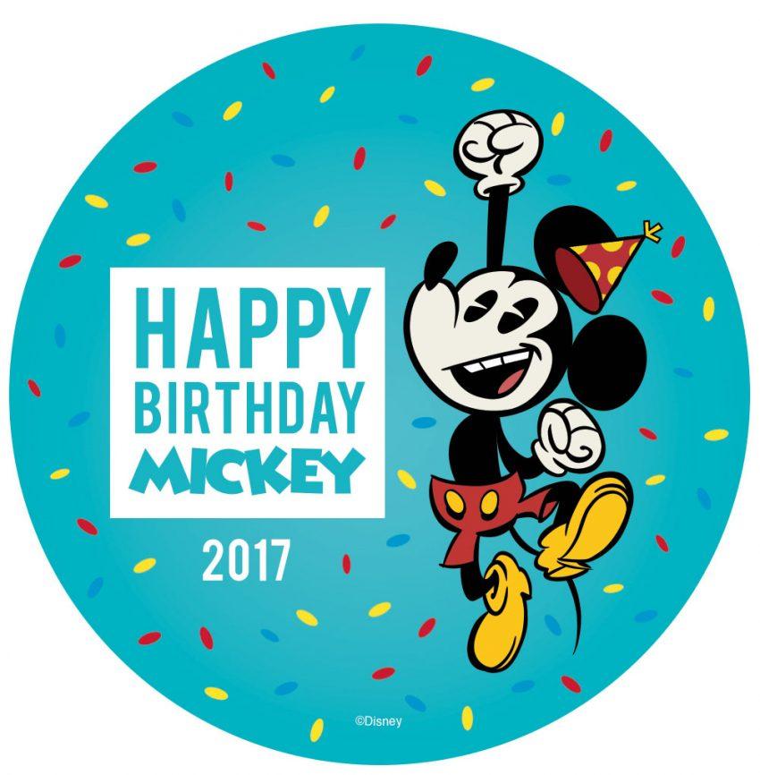 Feliz cumple Mickey