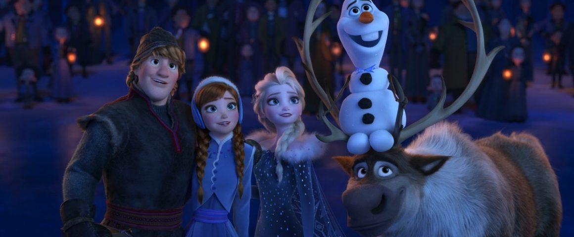 Una aventura congelada de Olaf - disneylandiaaldia.com