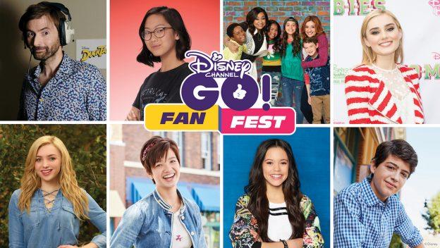 Disney Channel GO! en Disneylandia