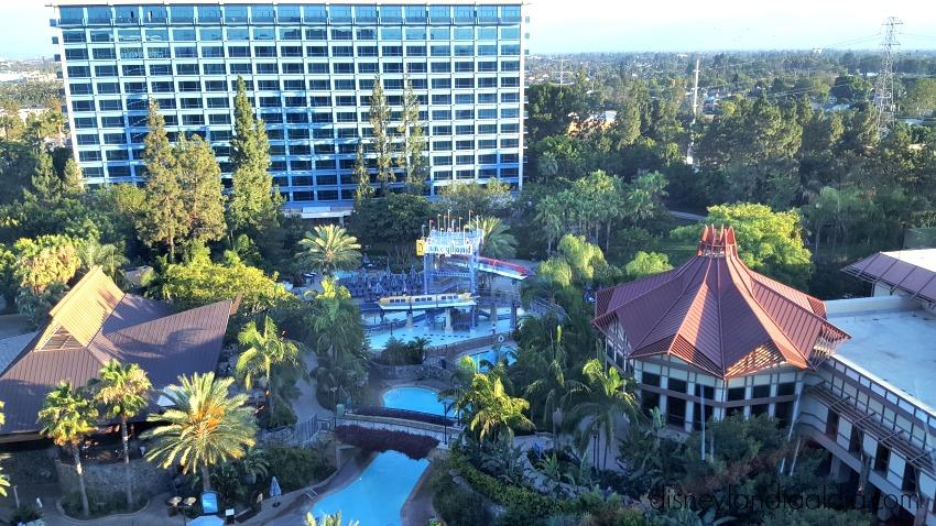 El Mundo de Pixar en los Hoteles de Disneylandia