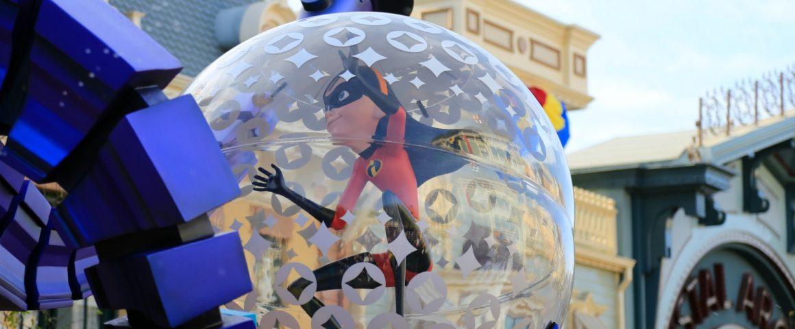 Datos curiosos del Desfile Pixar Play Parade