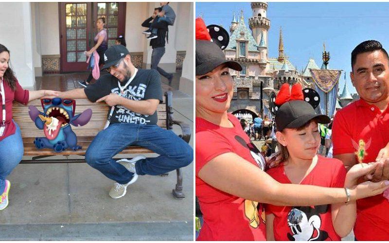 Día del Disney PhotoPass en Disneylandia