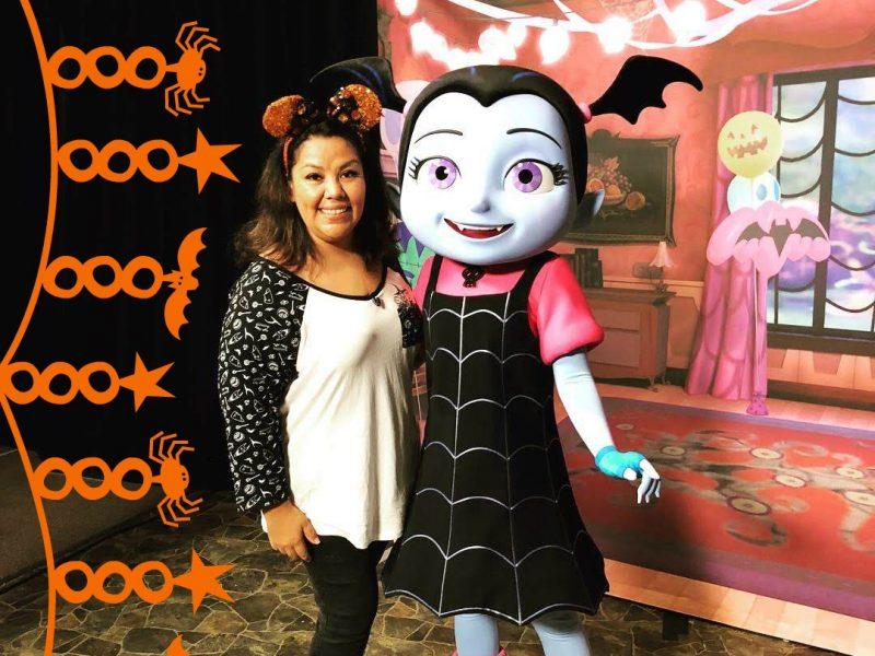 Conoce a Vampirina en Disney California Adventure