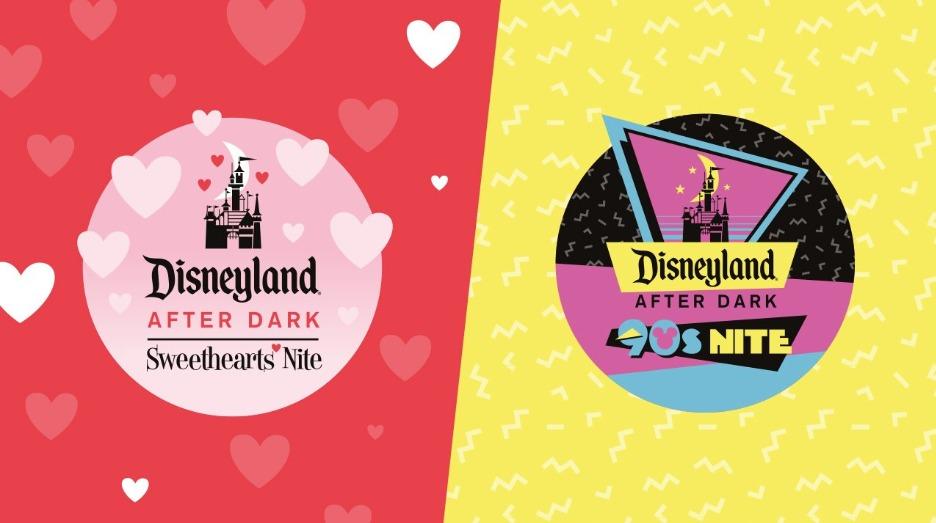 Noche de Amor 2019 en Disneylandia