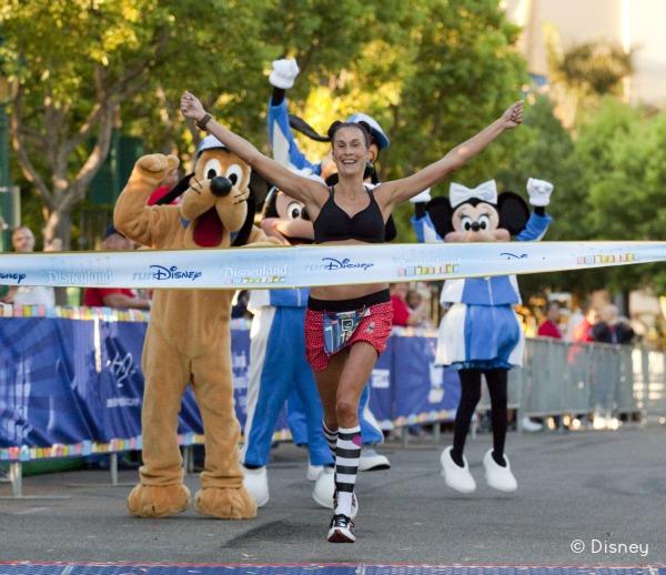 Carreras en Disneylandia