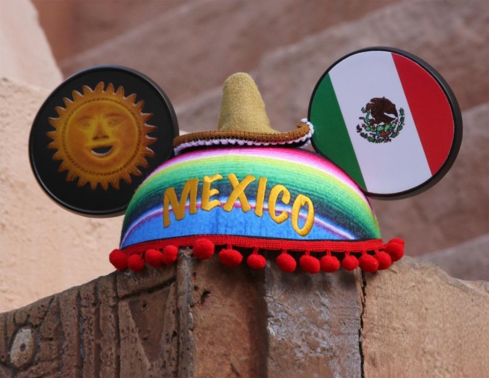 Orejitas de Mickey Mexicanas Mexican Mickey Ears
