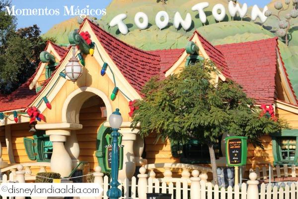 Casa de Mickey Mouse - Disneylandiaaldia.com