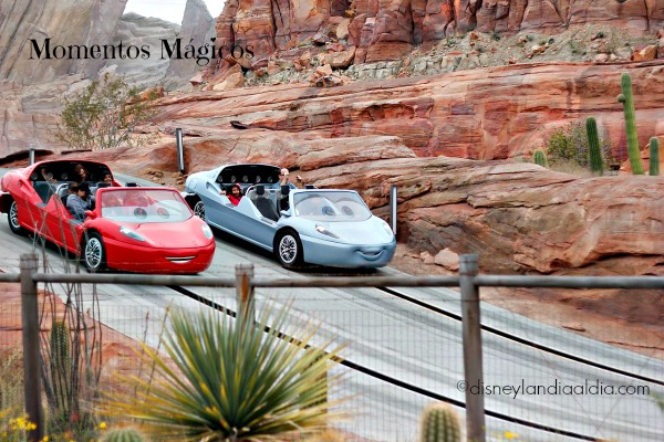Radiator Springs Racers - old.disneylandiaaldia.com