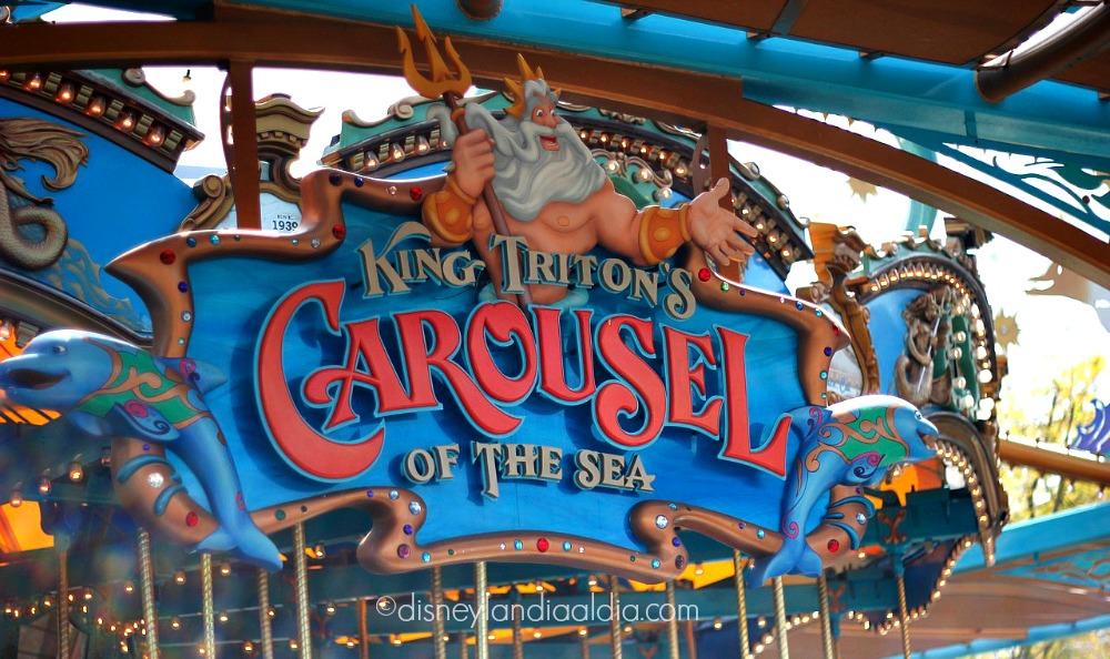 Carusel del Rey Tritón