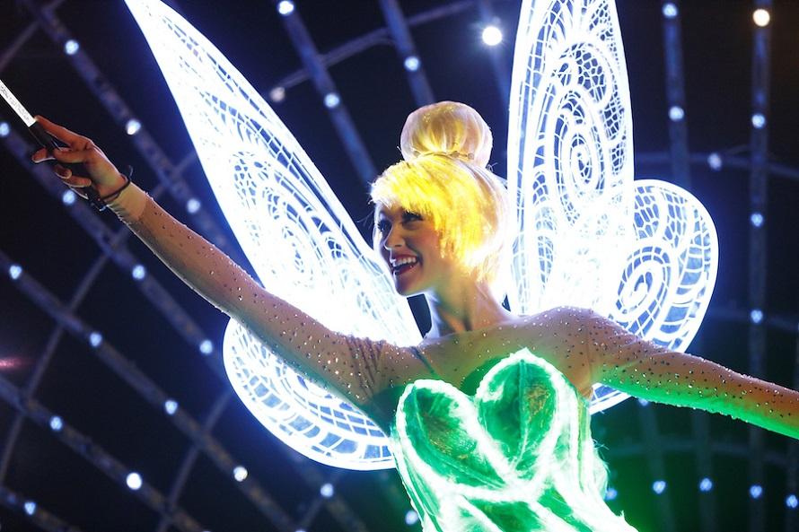 #Disneyland60 Nuevo Desfile- Paint the Night