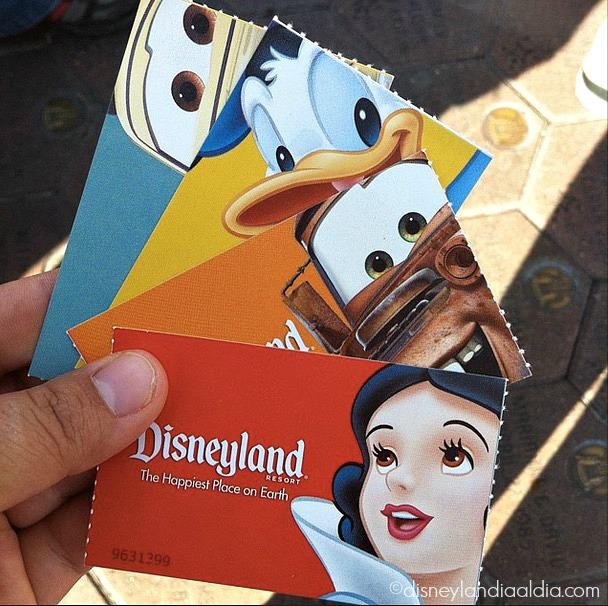 ¿Qué incluye el boleto de Disneylandia? - old.disneylandiaaldia.com