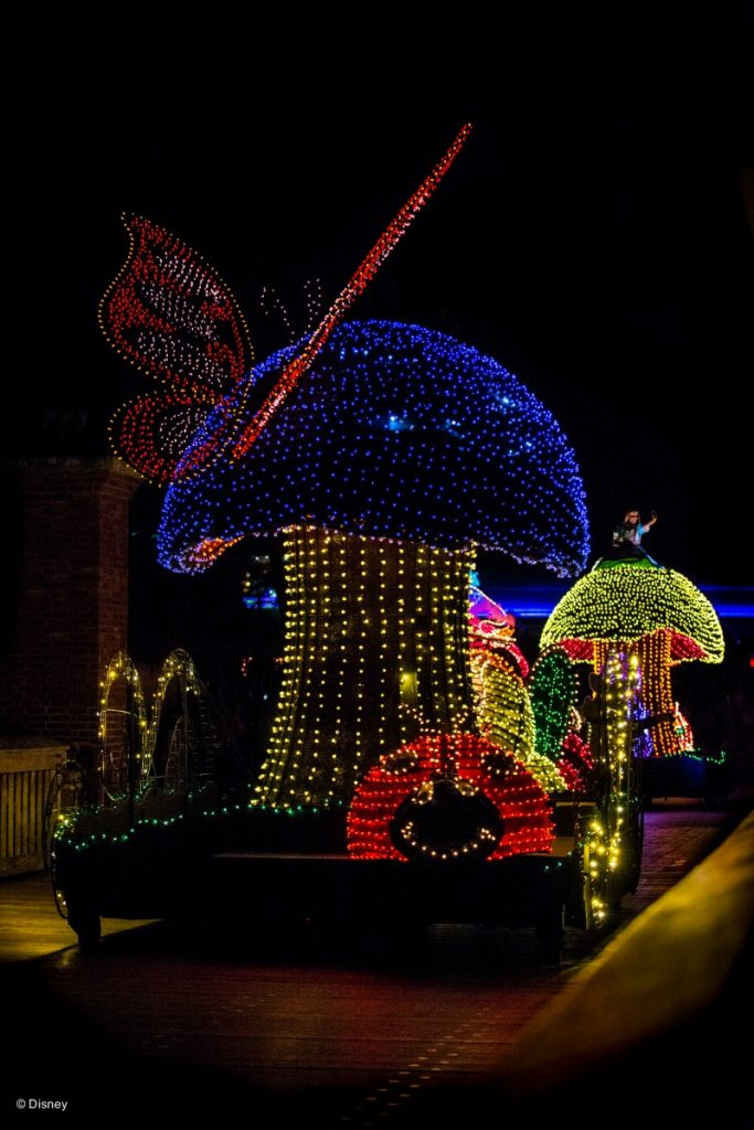 Desfile Main Street Electrical Parade