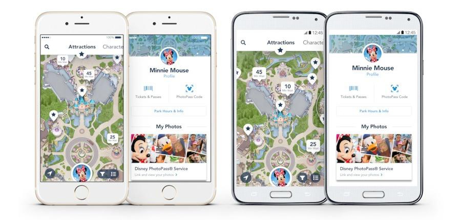 Baja la aplicación móvil de Disneylandia - disneylandiaaldia.com